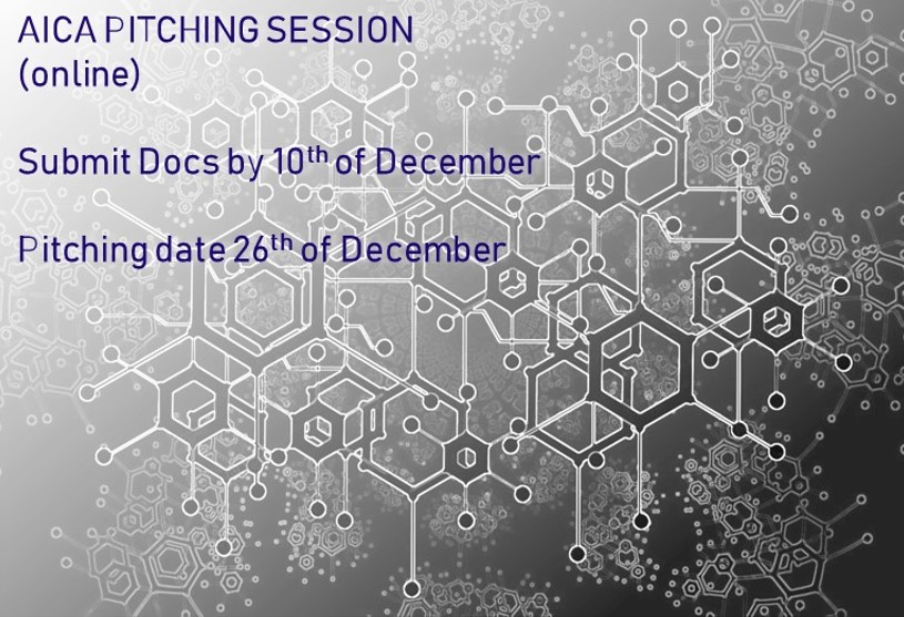 AICA December 26th 2020 Pitching session